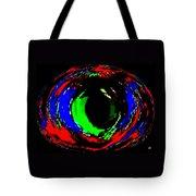 Emerald Eye Tote Bag