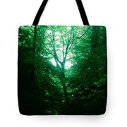 Emerald Glade Tote Bag