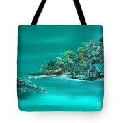 Emerald Isle 2 Tote Bag