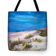 Emerald Isle Dunes Tote Bag
