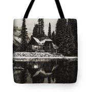 Emerald Lake, Canada Tote Bag