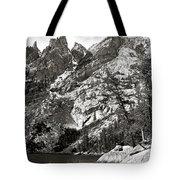 Emerald Lake Colorado Tote Bag