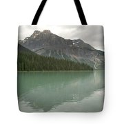 Emerald Lake Tote Bag by Kenneth Hadlock