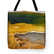 Emerald Pool 2 Tote Bag