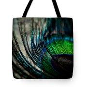 Emerald Shadows Tote Bag