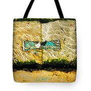Emerald Tide Tote Bag