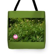 Emergence        Peony         May            Indiana Tote Bag