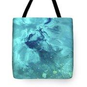 Water Horse Tote Bag