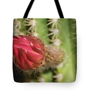 Torch Emergence Tote Bag
