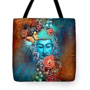 Emergence Tote Bag by Tara Catalano