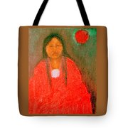 Emerging Tote Bag