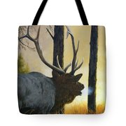 Emerging Monarch - Elk Tote Bag