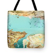 Emigration  Tote Bag