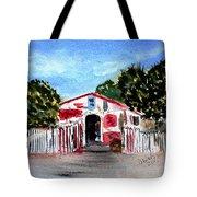 Emiles Road Side Grocer Tote Bag