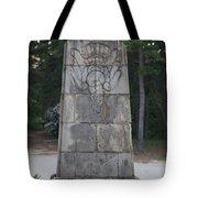 Emilio Carranza Memorial 1 Tote Bag