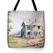 Emily Carr's Birthplace Tote Bag