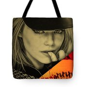 Emma Stone Collection Tote Bag