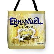 Emmanuel Tote Bag