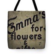 Emma's Tote Bag