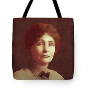 Emmeline Pankhurst, Suffragette Tote Bag