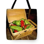 Emmy's Peppers Tote Bag