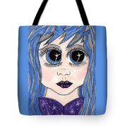 Emo Girl I Tote Bag