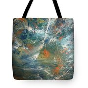 Emotional Deluge Tote Bag