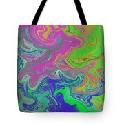 Emotional Vortex 2 Tote Bag