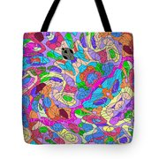 Emotions 1007 Tote Bag by Brian Gryphon