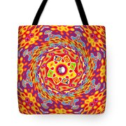 Emotions 416 Tote Bag by Brian Gryphon