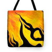 Emotions Of Waiting  Tote Bag