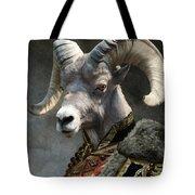 Emperor Jstor Jax Tote Bag
