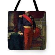 Emperor Of France Tote Bag