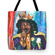 Emperor Of The Universe Tote Bag