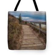 Empire Bluffs 3 Tote Bag