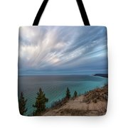 Empire Bluffs 5 Tote Bag