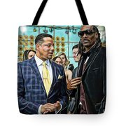 Empire Lucious And Snoop Dog Tote Bag