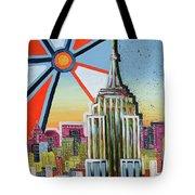 Empire Of The Sun Tote Bag