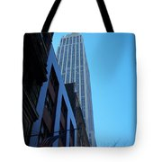Empire State 1 Tote Bag