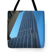 Empire State 2 Tote Bag