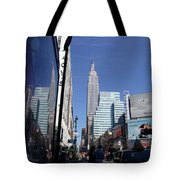 Empire State Of Mind In The Late Springtime Tote Bag