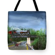 Empress In Southern Bc Tote Bag
