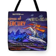Empress Of Mercury 2 Tote Bag
