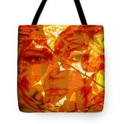 Empress Of The Sun Tote Bag