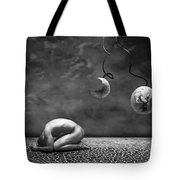 Emptiness II Tote Bag