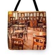 Empty Diner 1 Tote Bag