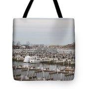 Empty Harbor Tote Bag