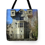 Empty House Tote Bag