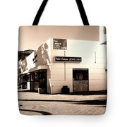 Empty Jewel Tote Bag
