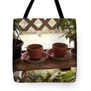 Empty Pots Tote Bag